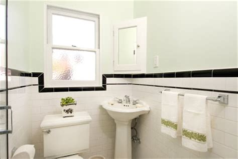1930s bathroom ideas home construction 1930 39 s bathroom with white subway