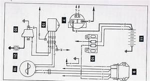 Cagiva Mito 125   Cagiva Mito 125 Wiring Diagrams