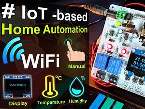 Iot Based Home Automation With Blynk And Nodemcu