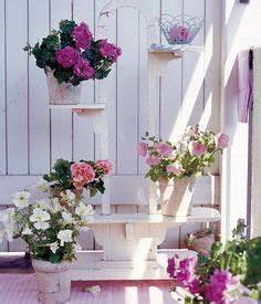shabby chic selber machen der romantik look fur zuhause With französischer balkon mit ausgefallene pflanzgefäße für den garten