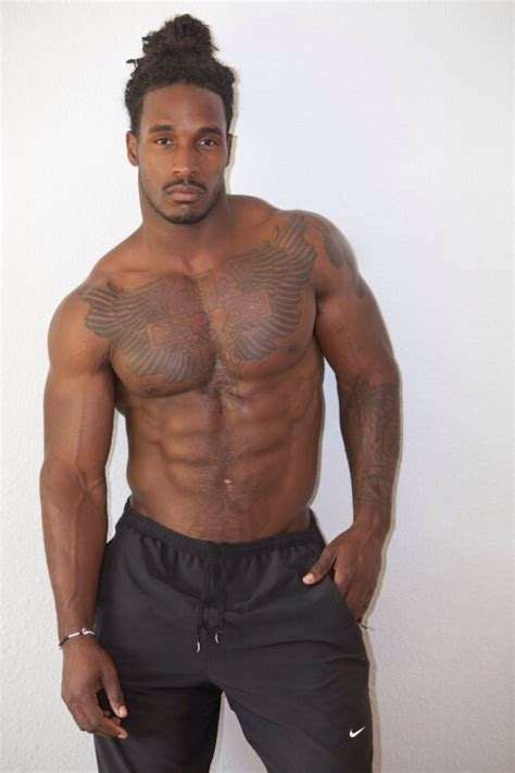 Rest Your Tongue On His Chest Inside Jamari Fox