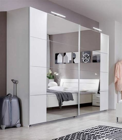 Wardrobes With Sliding Doors – 50 Ideas For A Practical