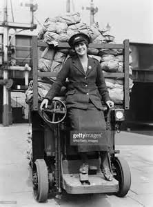 First World War Women