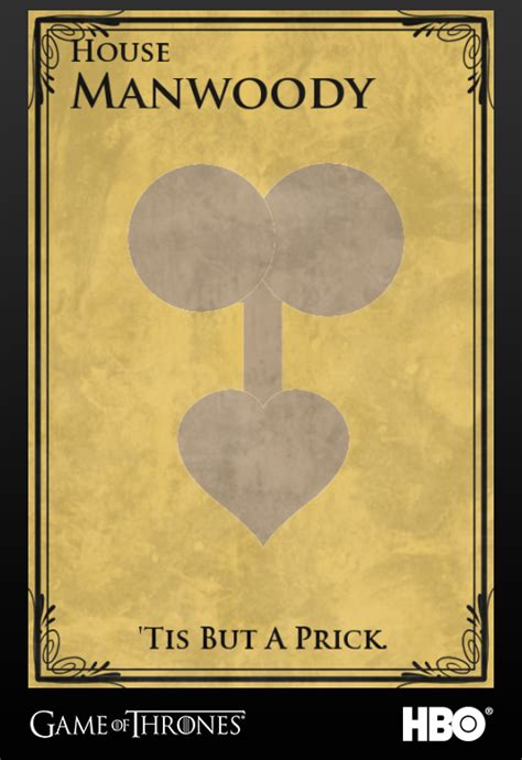 house manwoody my house sigil from hbo s new site to make your own house