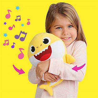 Shark Toy Singing Song Doll Pinkfong Official