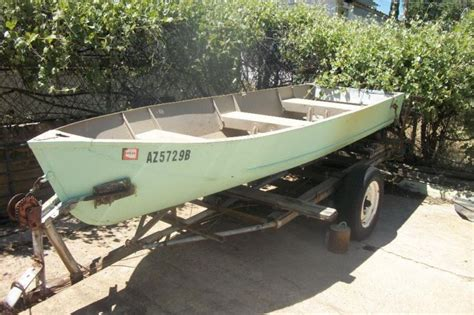 V Hull Fishing Boat For Sale by 14 Ft V Hull Boats For Sale