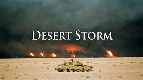 desert storm war footage   easysource