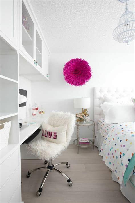 comment organiser une chambre d ado idées déco pour une chambre ado fille design et moderne