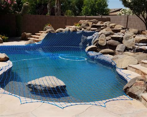 Pool Safety Net Gallery