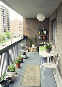 50, Clever, Small, Balcony, Decorating, Ideas