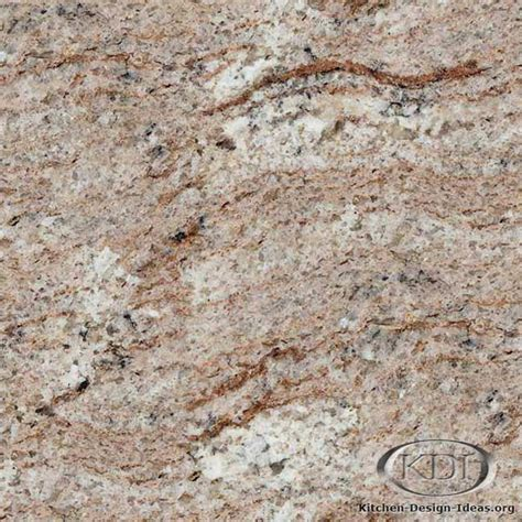 white chocolate granite kitchen countertop ideas