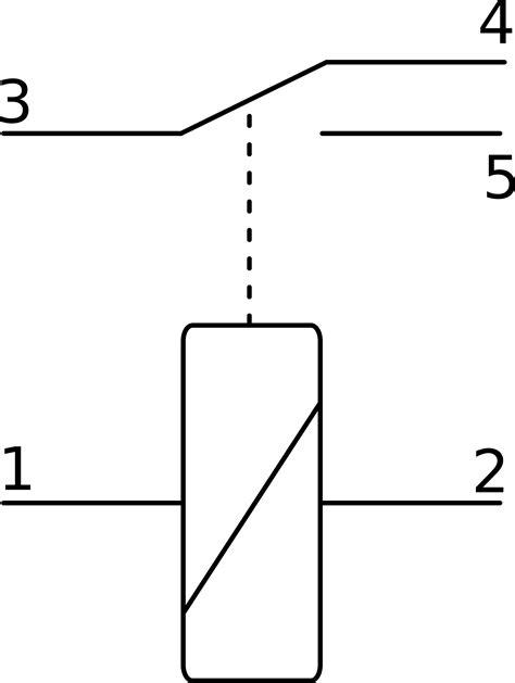 image gallery relay symbol