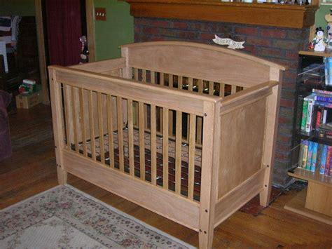 woodworking crib plans oak crib crib woodworking plans