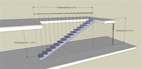Treppen Berechnen Programm Treppen Neigungswinkel