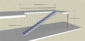 Steigung Berechnen Formel : 6 sichere hinweise treppen selber bauen berechnen baubeaver ~ Themetempest.com Abrechnung