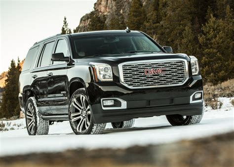 2019 Gmc Yukon Denali by 2019 Gmc Yukon Denali Msrp Highest Suv