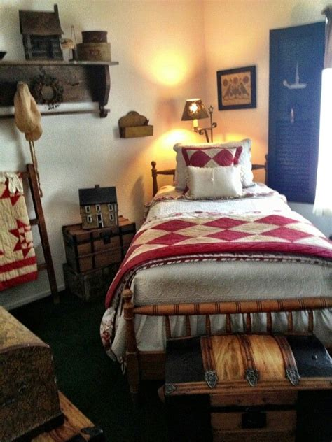 17 best ideas about primitive country bedrooms on primitive bedroom primitive