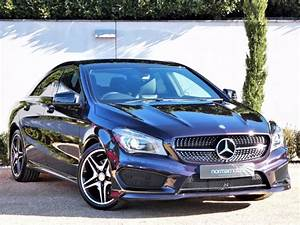 Mercedes 220 Coupe : used northern light violet mercedes cla 220 cdi for sale dorset ~ Gottalentnigeria.com Avis de Voitures