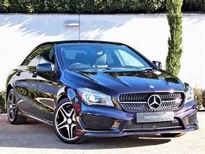 Mercedes 220 Coupe : used northern light violet mercedes cla 220 cdi for sale dorset ~ Gottalentnigeria.com Avis de Voitures