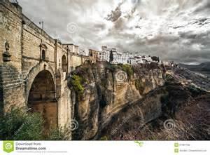 Puente Nuevo Ronda Spain Bridge
