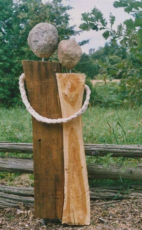 Gartendeko Rost Und Holz by 48 Besten Gartendeko Mit Rostobjekte Bilder Auf