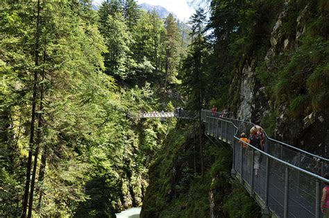 Spend Unforgettable Time At Leutasch Ghost Gorge