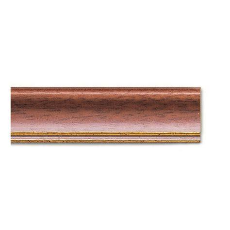 cornice on line cornice white washed mahogany gold line