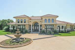craftsman style house plans one story mediterranean style house plan 3 beds 3 baths 2504 sq ft