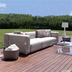 Arredaclick italian design furniture blog outdoor for Indoor outdoor sectional sofa
