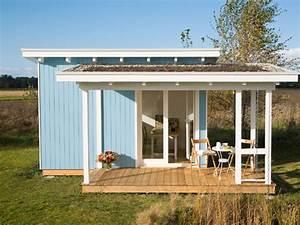 Gartenhaus Selber Bauen Anleitung Und Bauplan