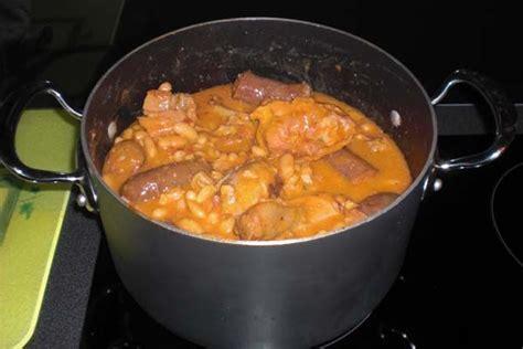 recette cassoulet maison simple cassoulet maison aur 233 lie cuisine