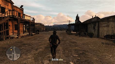 Red Dead Redemption  Rpcs3 Pc Emulator  First Gameplay