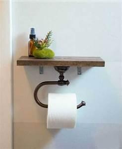 Dérouleur De Papier Toilette : 9 accessoires faits maison que vous aimeriez bien avoir ~ Teatrodelosmanantiales.com Idées de Décoration