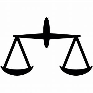 Balance Libra and Justice symbol Icons | Free Download