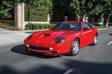 This particular ferrari 550 maranello, chassis number zffzs49a410123565, is a 2001 model year with 24,765 miles from new. Collectible Classic: 1997-2002 Ferrari 550 Maranello