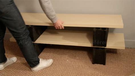fabriquer un ilot central cuisine pas cher diy fabriquer un meuble tv à partir d 39 une étagère ikea