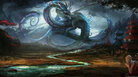 fantasy wallpaper  backgrounds dragons fantasy