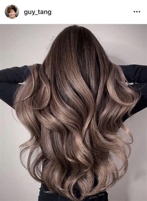 guy tang mushroom brown hair mushroom hair hair color