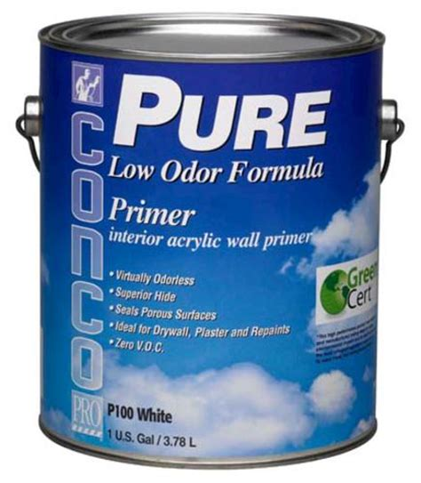 conco pure interior acrylic wall primer 1 gal at menards 174