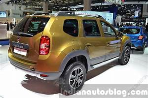 Dacia Duster 2015 : 2016 dacia duster rear three quarter right at iaa 2015 ~ Medecine-chirurgie-esthetiques.com Avis de Voitures