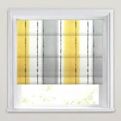 Yellow Kitchen Blinds