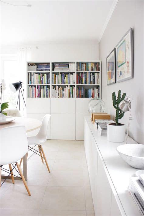 Ikea Wohn Arbeitszimmer by Blick Der Leseecke Haus Ikea Living Room Home