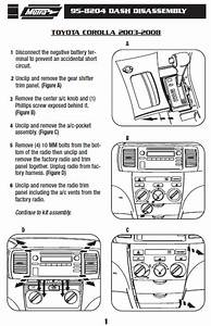 2005 Toyota Corolla Wiring Diagram  2005  Free Engine Image For User Manual Download
