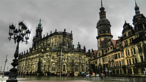 hd hintergrundbilder gebaeude deutschland dresden desktop