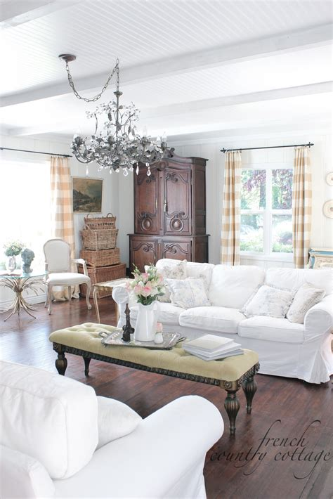 White Slipcovers  French Country Cottage. Small Chair. Coastal Bar Stools. Major Homes. Commercial Style Kitchen Faucet. What To Do With Old Light Bulbs. Modern Barn Doors. Regency Fireplace Inserts. Steve Gross Homes