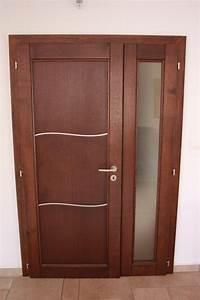 Porte en bois interieur pas cher