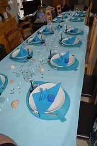 Décoration De Table Anniversaire : decoration table anniversaire homme 40 ans ~ Melissatoandfro.com Idées de Décoration