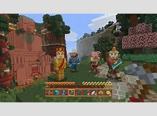 MineCraft Chinese Mythology DLC Announced For Consoles