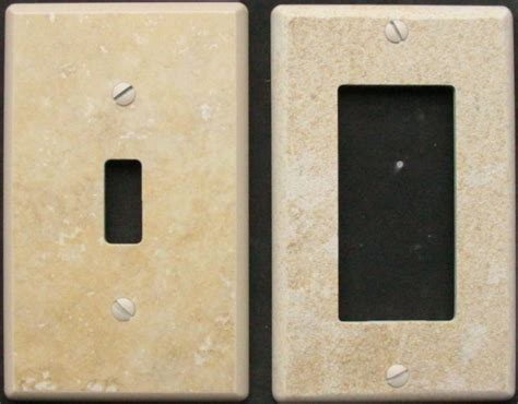 southwest switch plates mirrored glass switch plates with