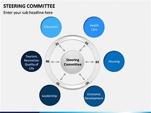 Steering Committee Powerpoint Template